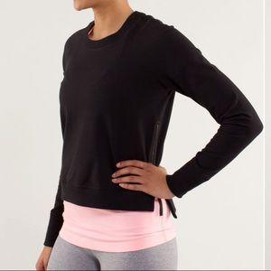Lululemon Rejuvenate cropped Pullover